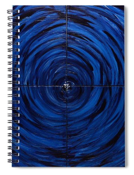 Aleppo Spiral Notebook