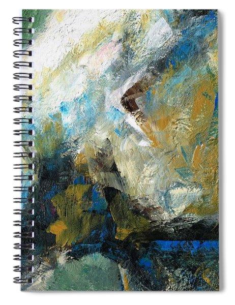 Alerted Spiral Notebook