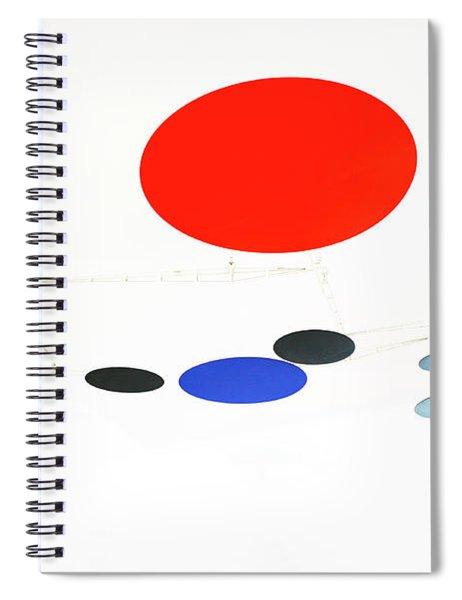 Alexander Calder Mobile 1 Spiral Notebook