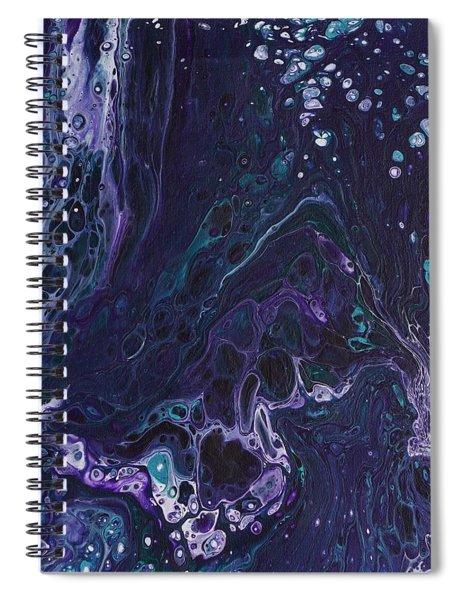 Algal Bloom 1 Spiral Notebook