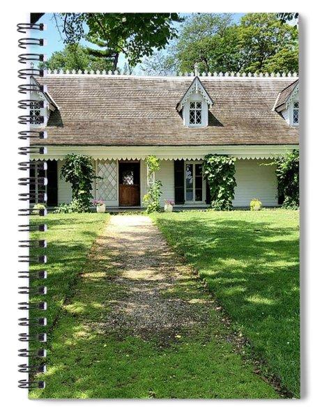 Alice Austen House Spiral Notebook
