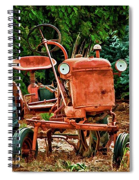 Alice Chalmers Spiral Notebook