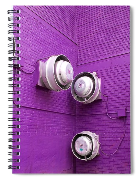Alien Appendages Spiral Notebook