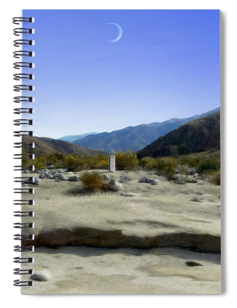 Alignment Spiral Notebook