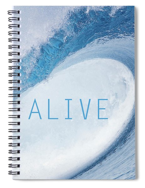Alive Spiral Notebook