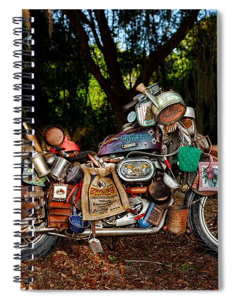 All But The Kitchen Sink Spiral Notebook