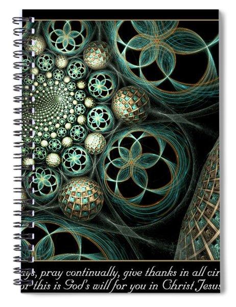 All Circumstances Spiral Notebook