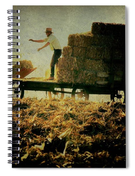 All In A Day's Work Spiral Notebook