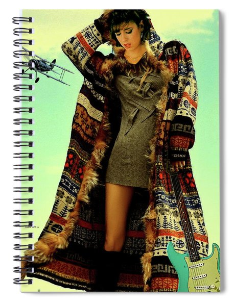 All In,  Spiral Notebook