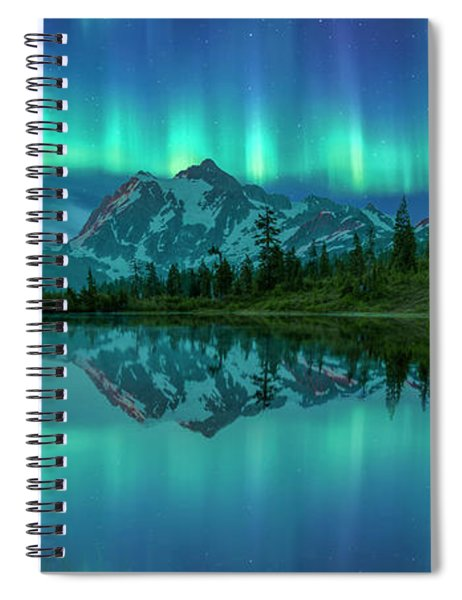 All In My Mind Spiral Notebook