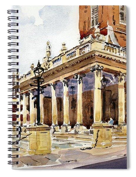 All Saints Church Northampton Spiral Notebook