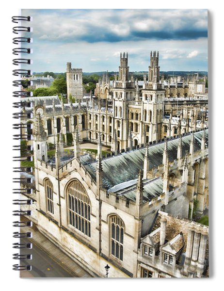 All Souls College - Oxford Spiral Notebook