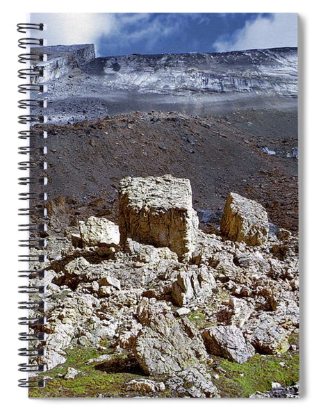 All Things Rock Spiral Notebook