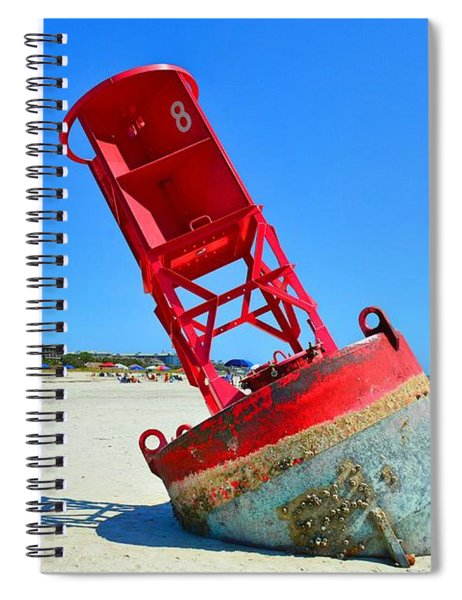 All Washed Up Spiral Notebook