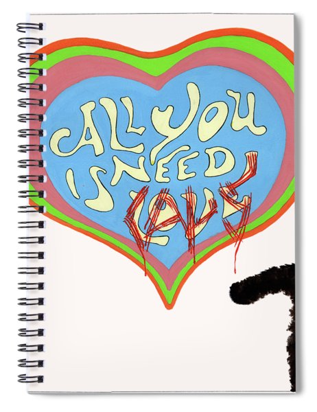 All You Need Is Cats Spiral Notebook