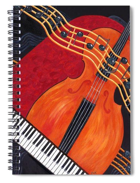 Allegro Spiral Notebook