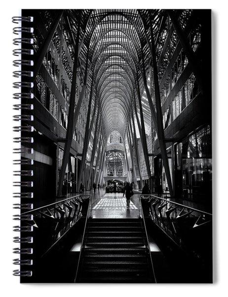 Allen Lambert Galleria Toronto Canada No 1 Spiral Notebook
