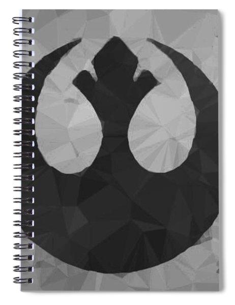 Alliance Phoenix Spiral Notebook