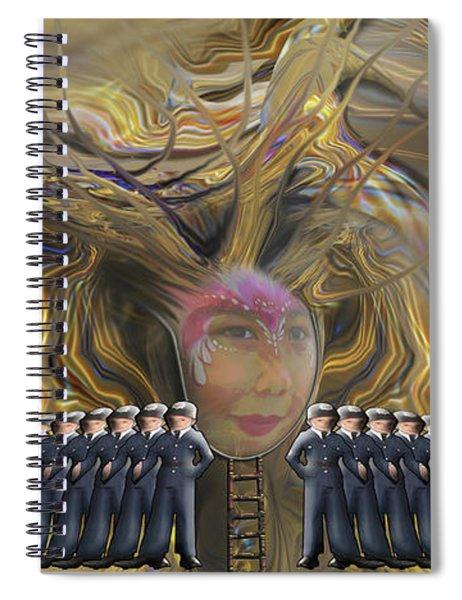 Almost Twenty Spiral Notebook