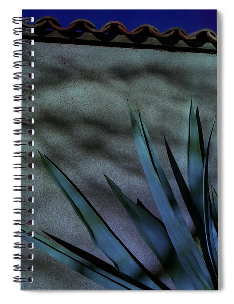 Aloe Cool Spiral Notebook