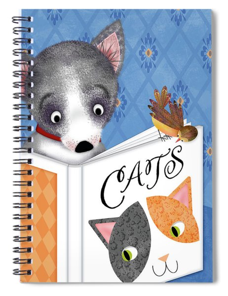 Always Do Your Homework Spiral Notebook