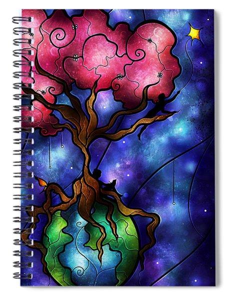 Always Us Spiral Notebook
