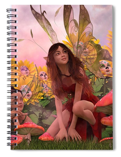 Always Watching Over You Spiral Notebook