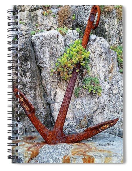 Amalfi Coast - Positano, Italy Spiral Notebook