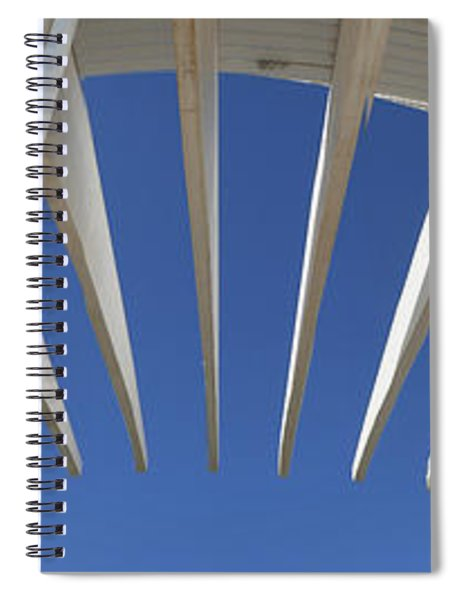 Amazing Architecture That Defies Gravity Spiral Notebook