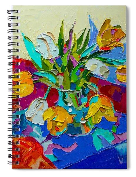 Amazing  Love Spiral Notebook
