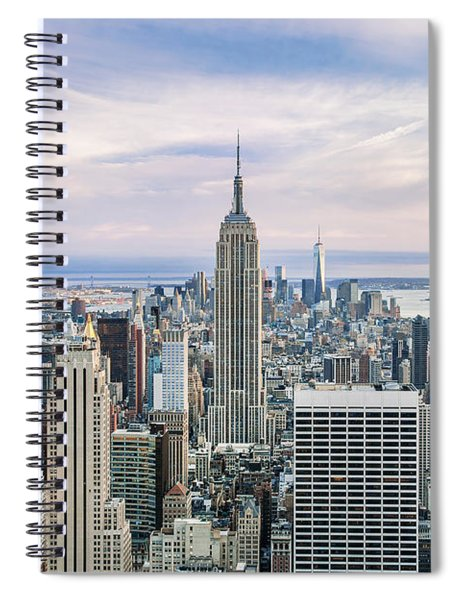 Amazing Manhattan Spiral Notebook