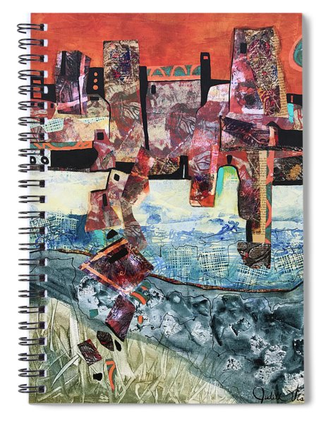 Amazing Places Spiral Notebook