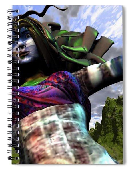 Amazon Rescue Spiral Notebook