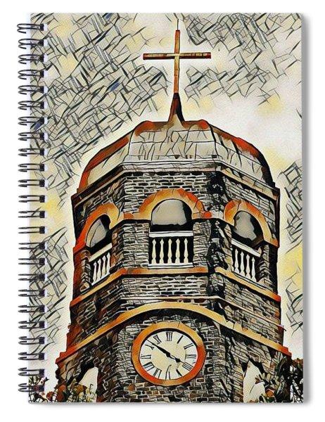 Amen Spiral Notebook