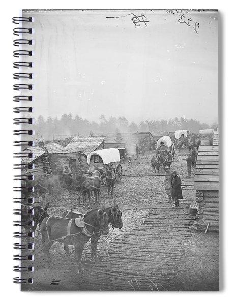 American Civil War Spiral Notebook