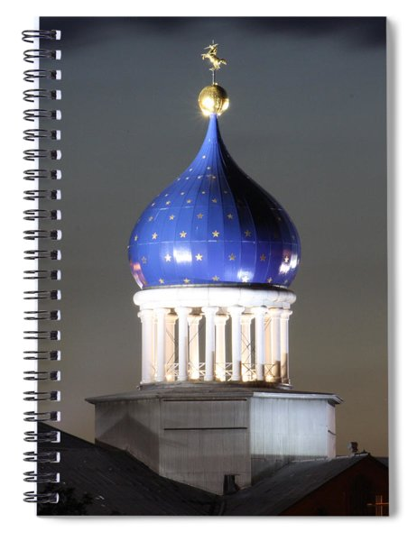 American History 24x24 Spiral Notebook