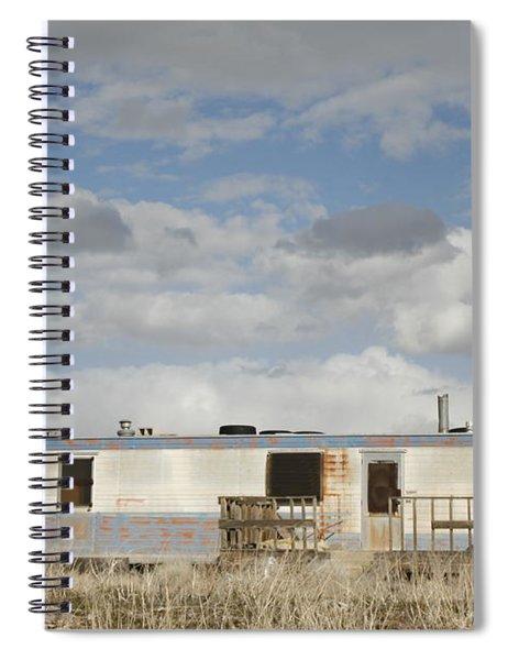 American Home Spiral Notebook