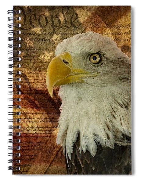 American Icons Spiral Notebook