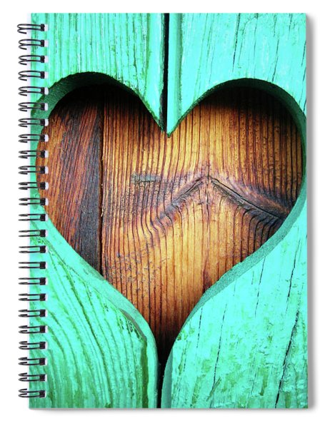 Amor ... Spiral Notebook