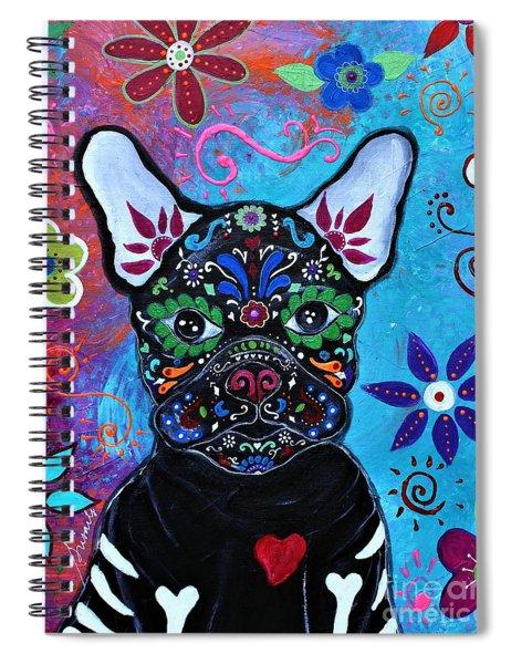 Amor Mi De Vida Spiral Notebook