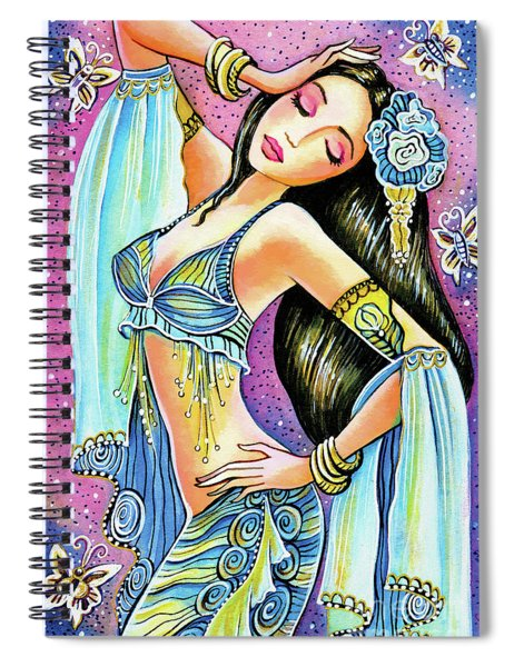 Amrita Spiral Notebook