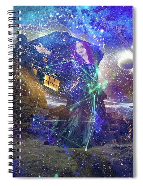 Amys Call Spiral Notebook