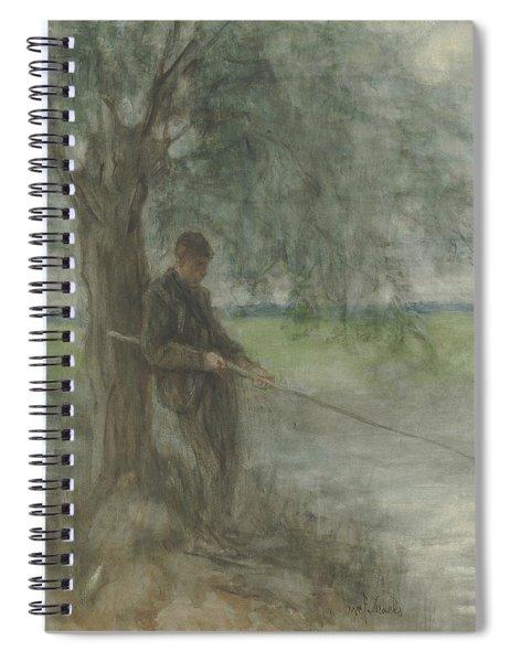 An Angler Spiral Notebook