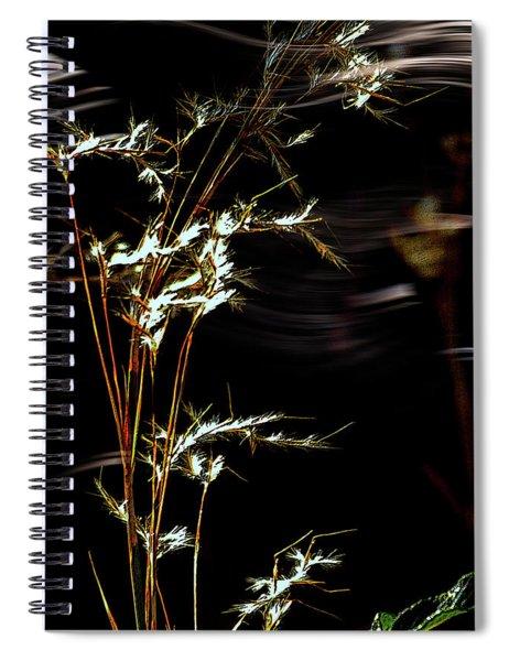 An Autumn Breeze Spiral Notebook
