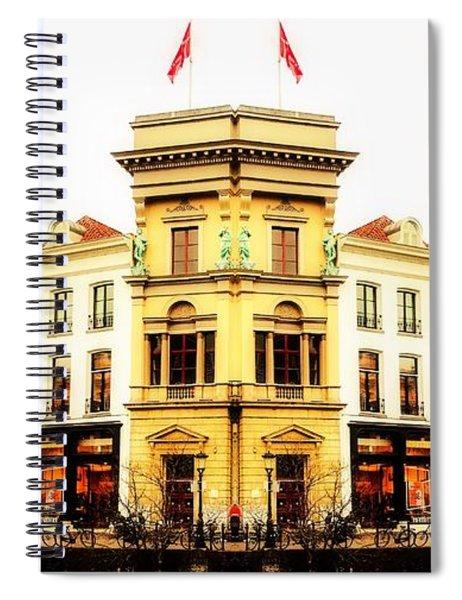 An Idea Of Utrecht Spiral Notebook