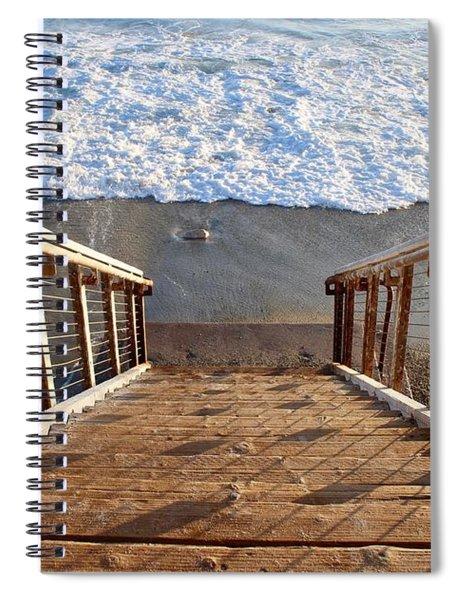 An Invitation Spiral Notebook