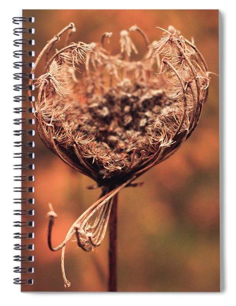 An Invite Spiral Notebook