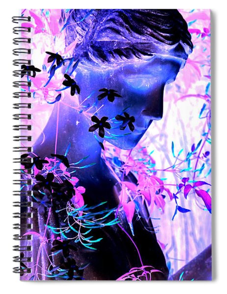 An Offering Of Peace I Give To You Spiral Notebook