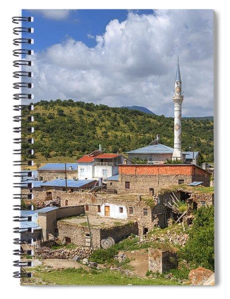 Anatolia - Turkey Spiral Notebook