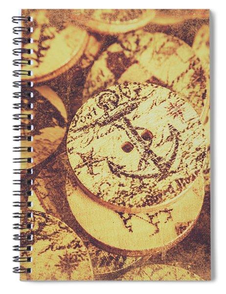 Anchor Inn Spiral Notebook
